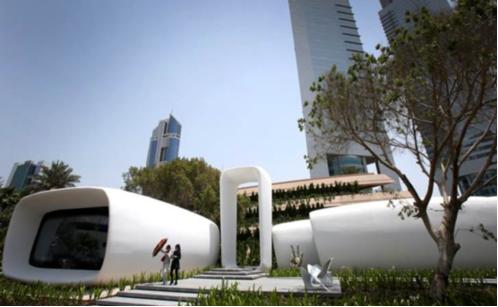 DFF Building Dubai