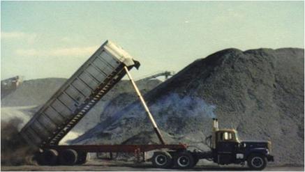 pond ash transport