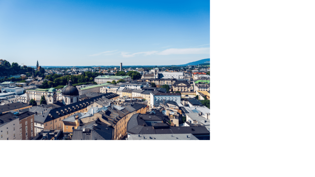 Buildings in a smart city